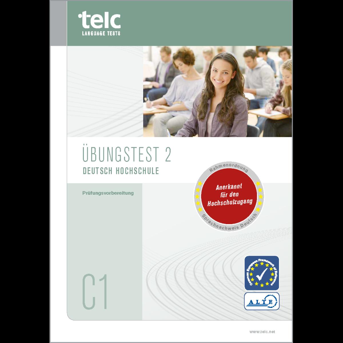 Telc Telc Deutsch C1 Hochschule