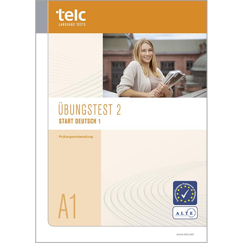 Tests 1 start language telc deutsch German Certificate