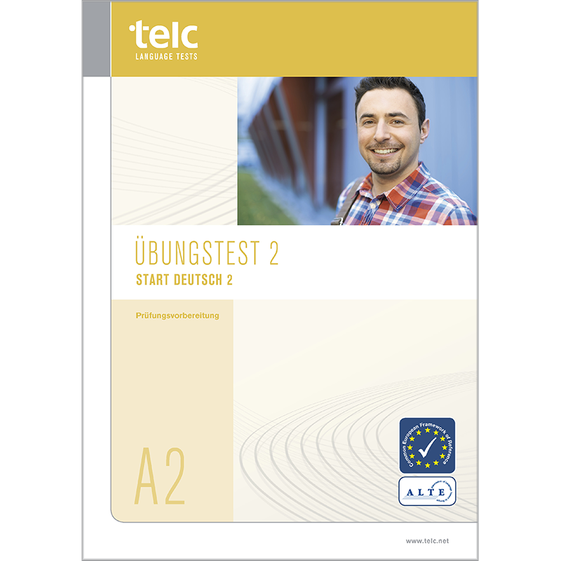 Telc Start Deutsch 2 Mock Examination Version Booklet
