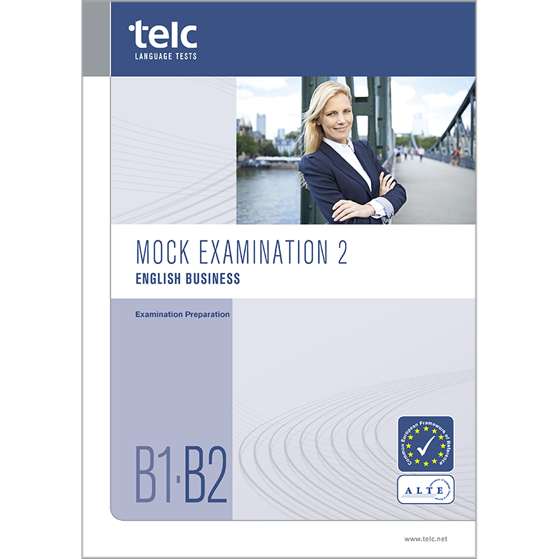 telc - telc English B2 Business