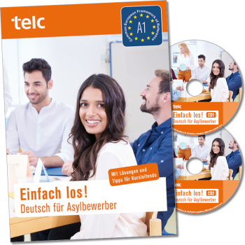 Einfach los! Deutsch für Asylbewerber Kursleiterbuch