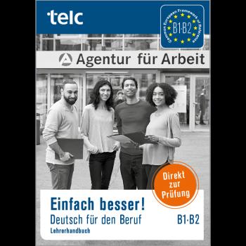 Einfach besser! Deutsch für den Beruf B1·B2 Lehrerhandbuch (PDF)