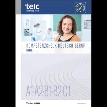 Kompetenzcheck Deutsch Beruf, Version 1, Komplett-Test (50 Teilnehmer)