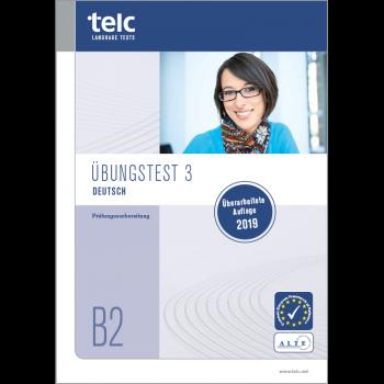 telc Deutsch B2, Übungstest Version 3, Heft