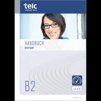telc Deutsch B2, Prüfungshandbuch