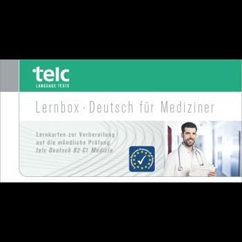 telc Deutsch B2-C1 Medizin, Lernbox mündliche Prüfung