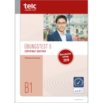 Zertifikat Deutsch B1, Übungstest Version 5, Heft