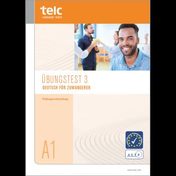 telc Deutsch A1 für Zuwanderer, Übungstest Version 3, Heft