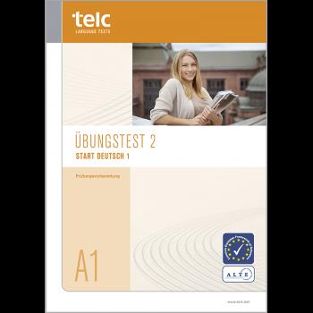 telc Start Deutsch 1, Übungstest Version 2, Heft