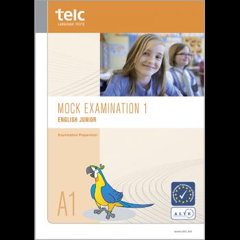 telc English A1 Junior, Übungstest Version 1, Heft