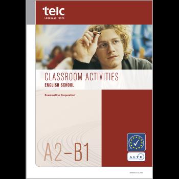 Classroom Activities, Englisch A2 School and B1 School, mit Audio-Dateien