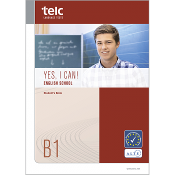 Yes I can, Trainingseinheiten telc English B1 School, Schülerheft