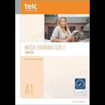telc English A1, Übungstest Version 2, Heft