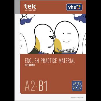 English Practice Material A2-B1 Speaking, Arbeitsheft (inkl. Audio-CD)