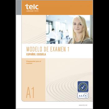 telc Español A1 Escuela, Übungstest Version 1, Heft