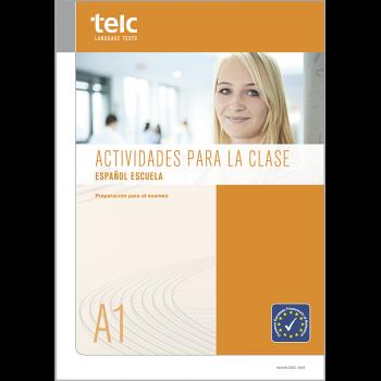 Actividades para la clase, Español A1 Escuela, mit Audio-Dateien