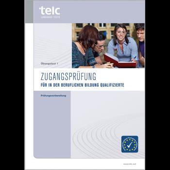 Zugangsprüfung für in der beruflichen Bildung Qualifizierte, Übungstest Version 1, Heft
