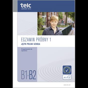 telc Język polski B1-B2 Szkoła, Übungstest Version 1, Heft