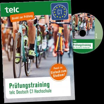 Prüfungstraining telc Deutsch C1 Hochschule