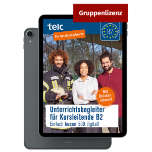Einfach besser 500 digital! teaching companion B2 Individual licence