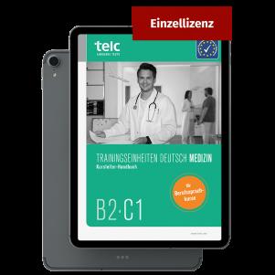 Trainingseinheiten Deutsch Medizin Kursleiter-Handbuch E-Book Einzellizenz