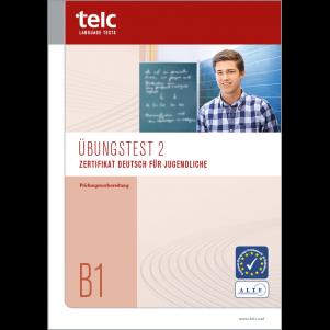 Zertifikat Deutsch B1 für Jugendliche, Mock Examination version 2, booklet