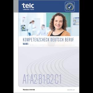 Kompetenzcheck Deutsch Beruf, version 1, complete package for 1 test taker