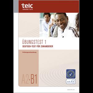 Deutsch-Test für Zuwanderer A2-B1, Mock Examination version 1, booklet
