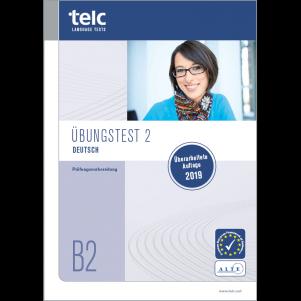 telc Deutsch B2, Mock Examination version 2, booklet