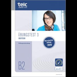 telc Deutsch B2, Mock Examination version 3, booklet