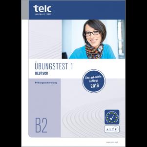 telc Deutsch B2, Mock Examination version 1, booklet