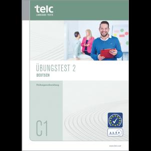 telc Deutsch C1, Mock Examination version 2, booklet