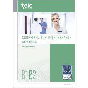 telc Deutsch B1-B2 Pflege, Curriculum and Handbook