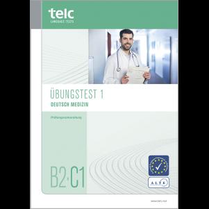 telc Deutsch B2-C1 Medizin, Mock Examination version 1, booklet