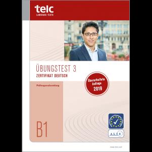 Zertifikat Deutsch B1, Mock Examination version 3, booklet