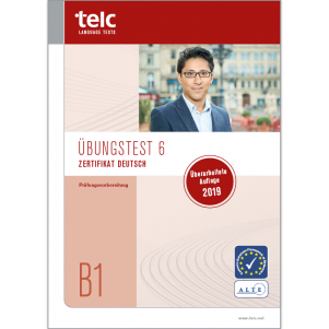 Zertifikat Deutsch B1, Mock Examination version 6, booklet