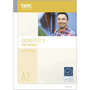 telc Start Deutsch 2, Mock Examination version 2, booklet