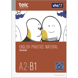 English Practice Material A2-B1 Speaking, Workbook (incl. audio CD)