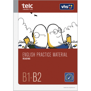 English Practice Material B1-B2 Reading, Workbook (incl. audio CD)
