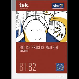 English Practice Material B1-B2 Listening, Workbook (incl. audio CD)