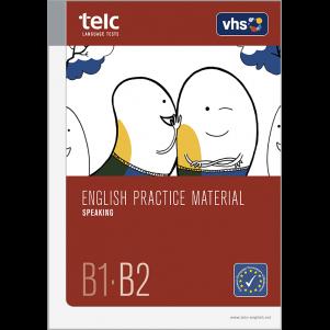 English Practice Material B1-B2 Speaking, Workbook (incl. audio CD)