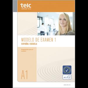 telc Español A1 Escuela, Mock Examination version 1, booklet