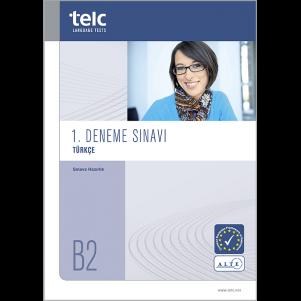 telc Türkçe B2, Mock Examination version 1, booklet