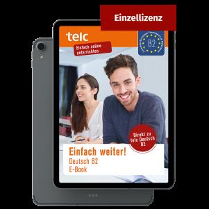 Einfach weiter! Deutsch B2 E-Book Individual licence