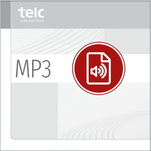 telc Deutsch B1·B2 Beruf, Mock Examination version 2, MP3 audio file