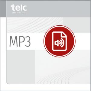 telc Deutsch C1 Hochschule, Mock Examination version 2, MP3 audio file