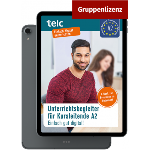 Einfach gut digital! teaching companion A2 Group licence