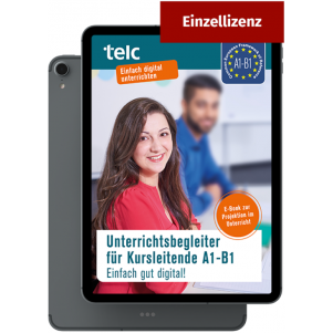 Einfach gut digital! teaching companion A1-B1 Individual licence
