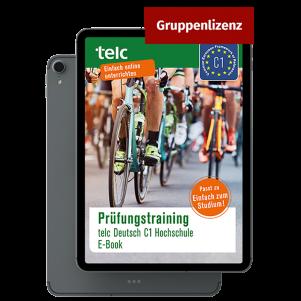 Prüfungstraining telc Deutsch C1 Hochschule E-Book Group licence