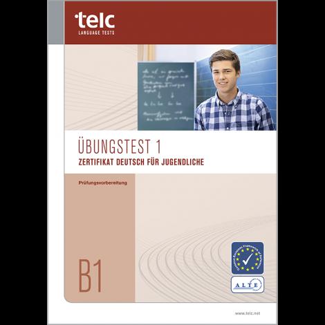 Zertifikat Deutsch B1 für Jugendliche, Mock Examination version 1, booklet